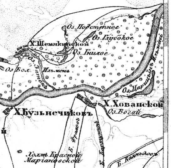 Царицын Ильмень