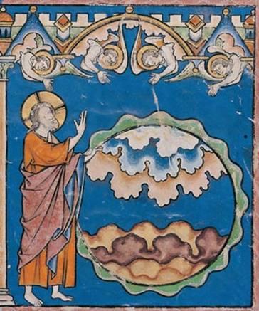 Библия Моргана. Франция. Ок. 1250