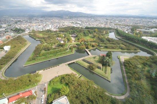 Горекаку. Япония