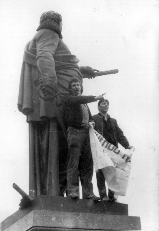 Леонид Гусев и Андрей Мазурмович