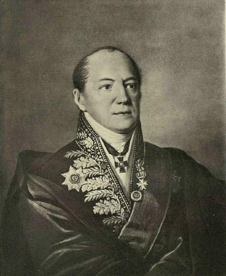 Алексей Фёдорович Малиновский