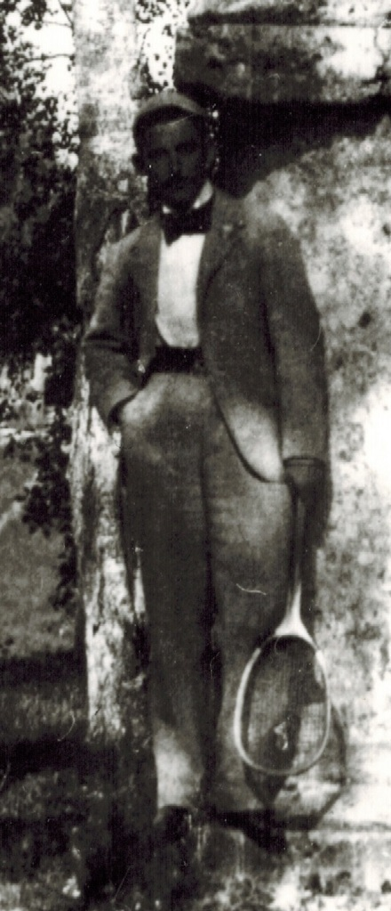 Василий Рукавишников, дядя ВВН, предпоследний владелец Рождественской усадьбы. После его смерти в 1916 году она перешла к семнадцатилетнему Владимиру Набокову