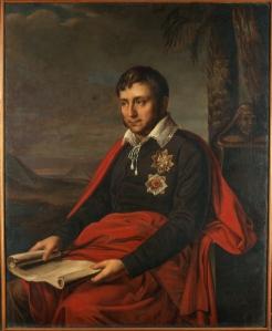 Ян Потоцкий. Художник Александр Варнек. 1810