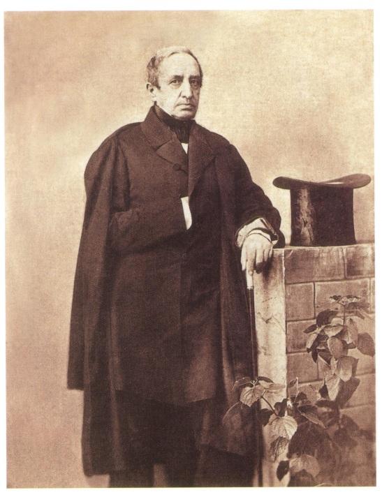 Александр Павлович Бакунин. Фото начала 1860-х
