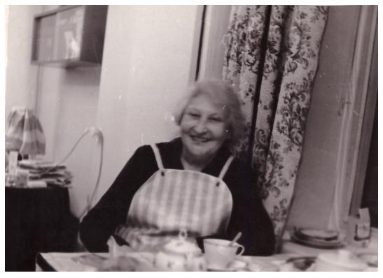 Варвара Васильевна 12 ноября 1969 г.