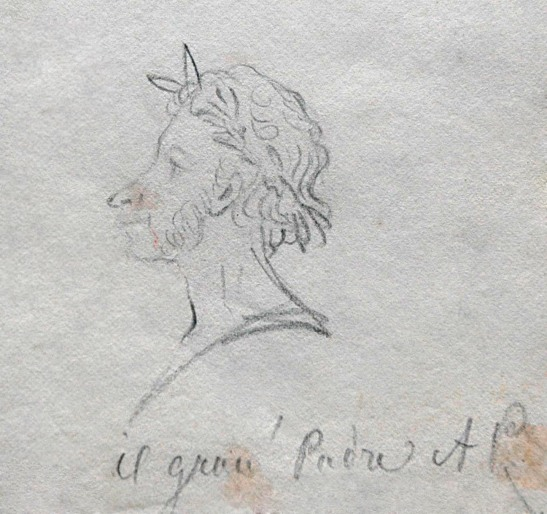 пушкин в лавровом венце ок