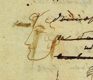ПД 834 Л. 3. Екатерина Раевская. Июнь 1824. Атрибуция Наталии Введенской